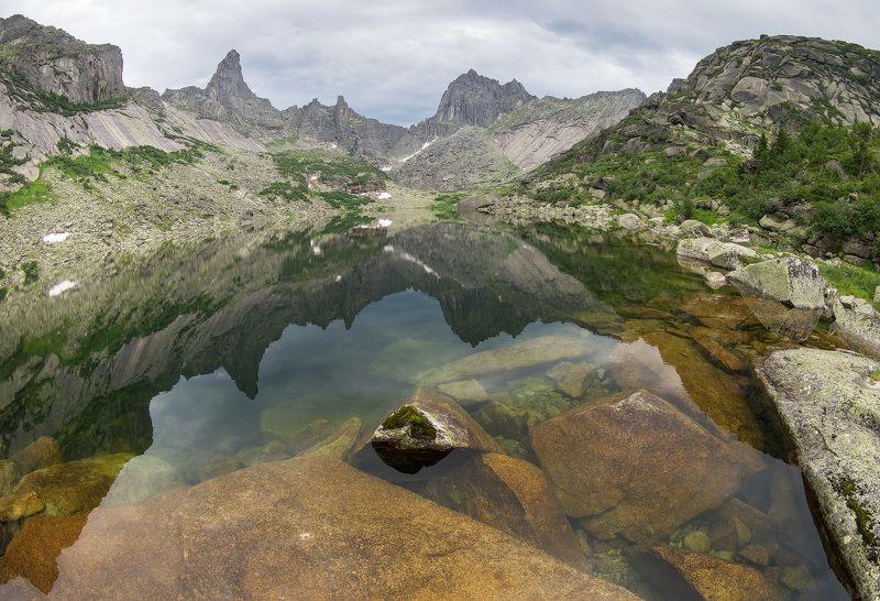 ...Озеро Горных Духов...photo preview