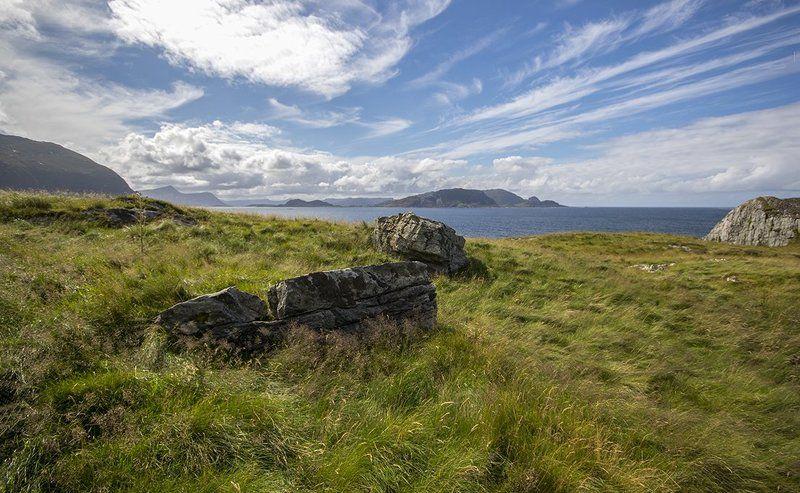 норвегия, скандинавия С камнямиphoto preview