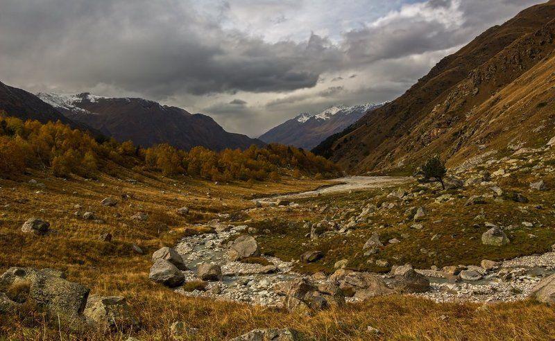 горы осенние мотивы...photo preview