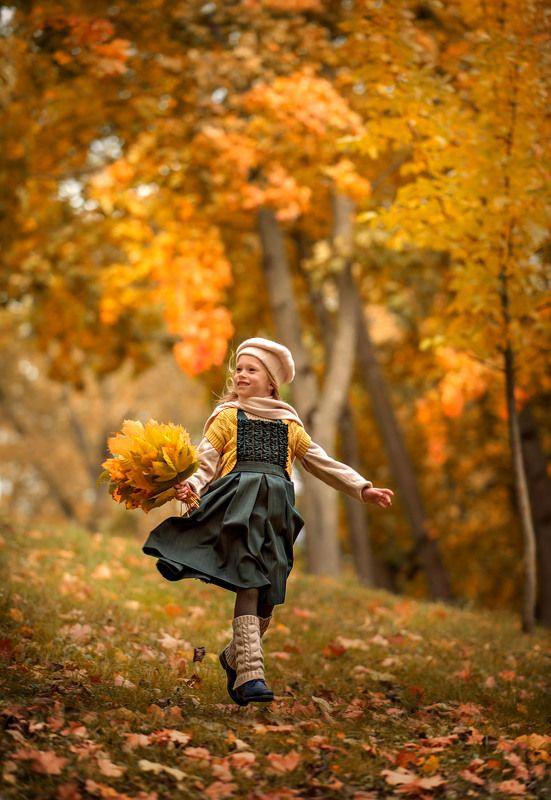 золотая осень, осень, осенний день Золотая осеньphoto preview