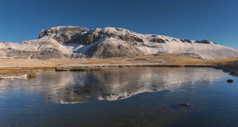 осень, октябрь, загедан, река, ацгара, пятиозерье, загедана первы лед на озере мороз снег ДОБРОЕ УТРО ЗАГЕДАН СКАЛАphoto preview