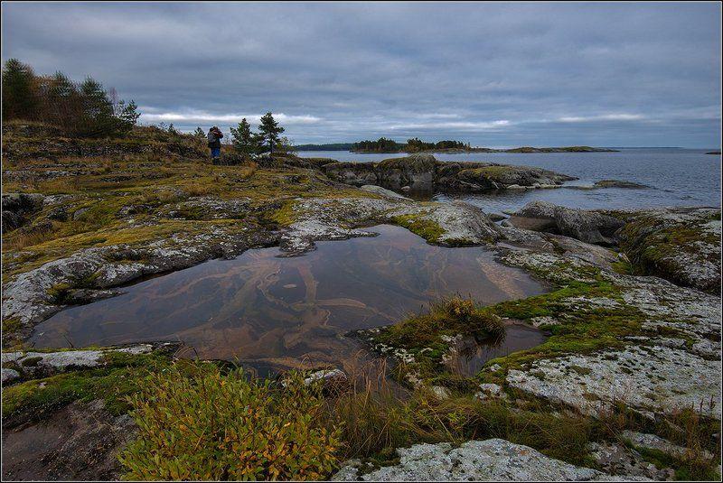 карелия, ладожское озеро, острова Запечатлеть увиденноеphoto preview