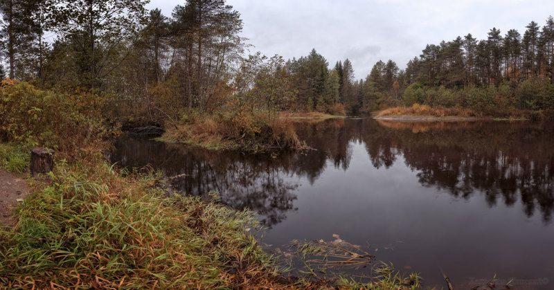 воды осени темны...photo preview