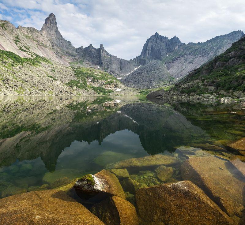 ...Озеро Горных Духов...2photo preview