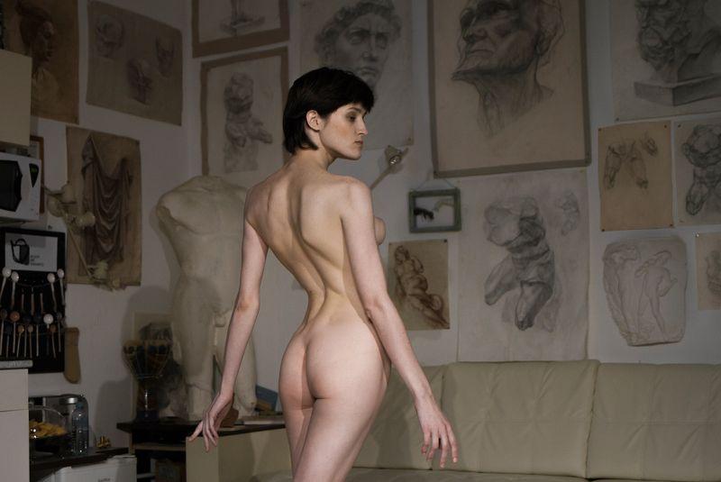 fine art nudes Рисункиphoto preview