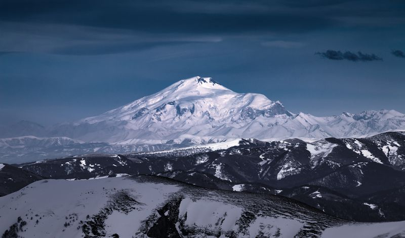 эльбрус, кавказ, горы Эльбрусphoto preview