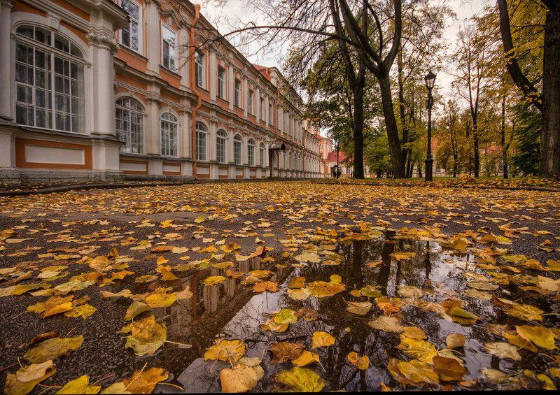 Осень в Лавреphoto preview