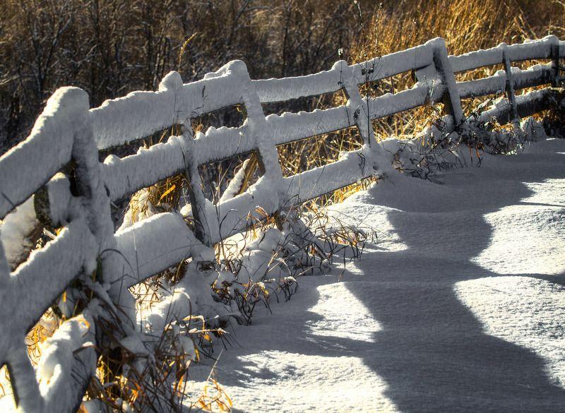 Между осенью и зимой.photo preview