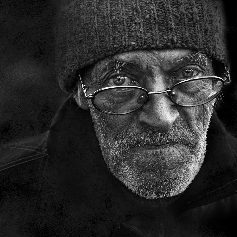 портрет, улица, город, люди, street photography, санкт-петербург - не люблю, когда мне смотрят в душуphoto preview