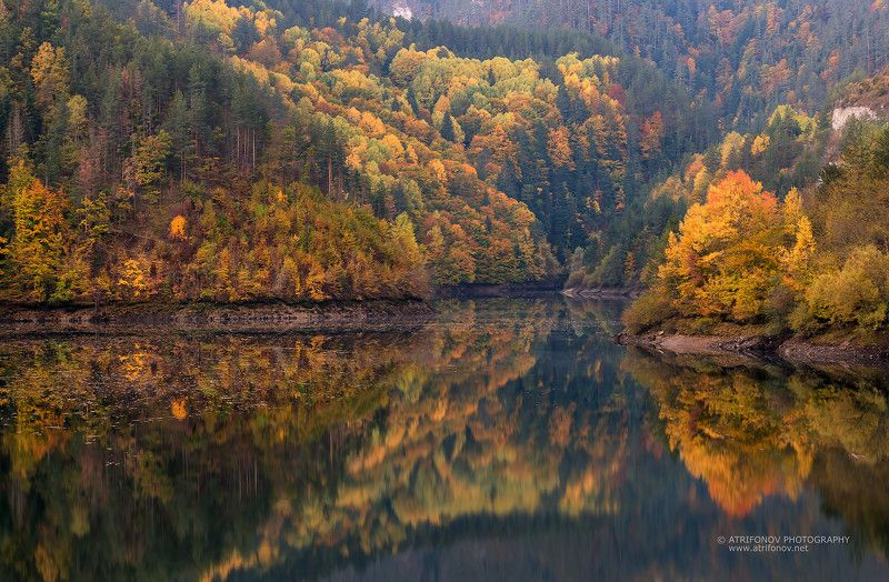 autumn, Bulgaria, colors, water, reflections, lake, Autumn vibesphoto preview