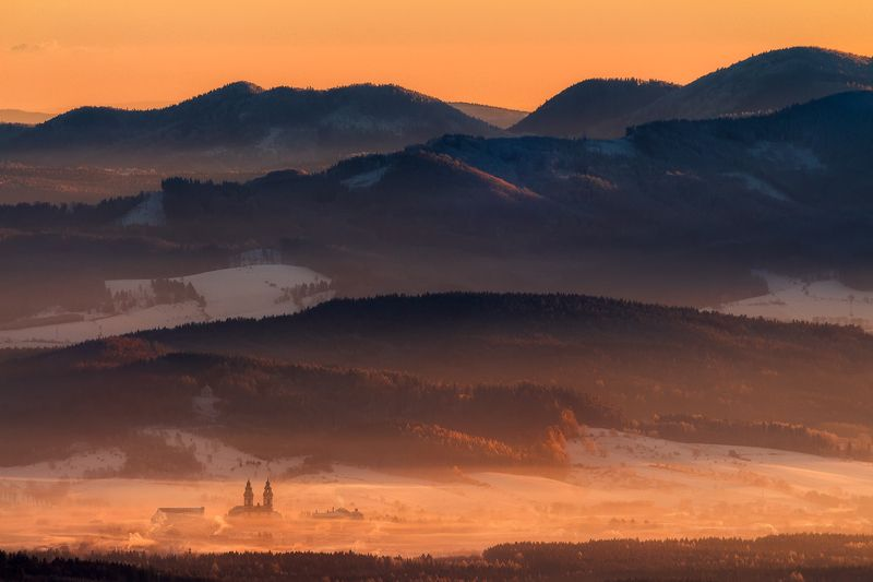 landscape,canon,winter,sunrise As Far As the Eye Can Seephoto preview