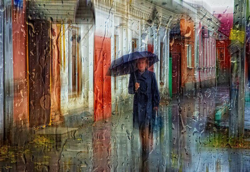 Прогулки под дождёмphoto preview