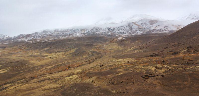 Курайский хребет...photo preview