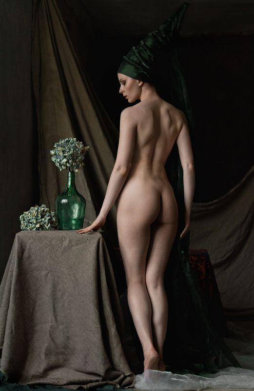 fine art nude Размышления на тему магического реализма :)photo preview