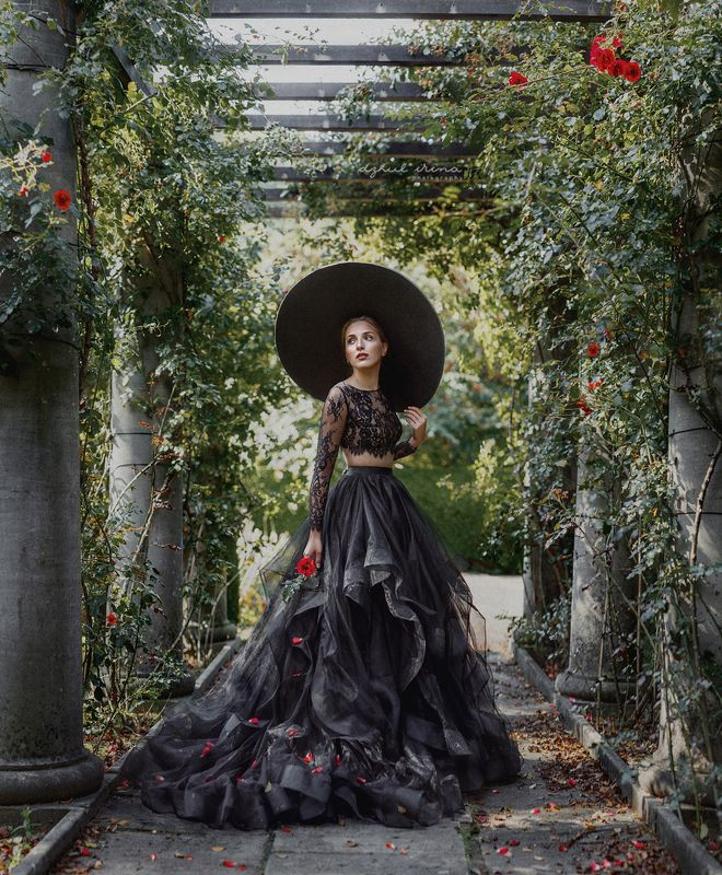 portreite people girl dzhulirina irinadzhul hat ***photo preview