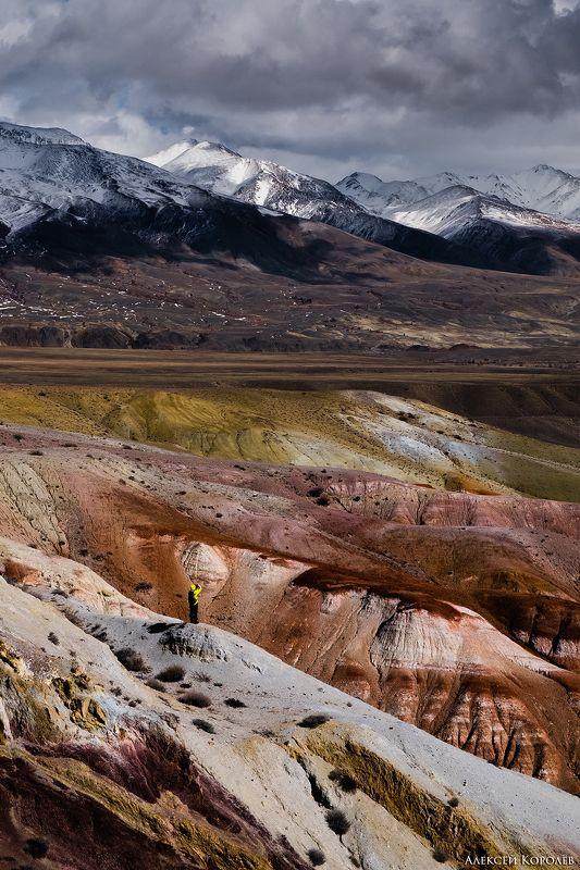 алтай, горы, кызыл-чин, природа, пейзаж Марсианкаphoto preview
