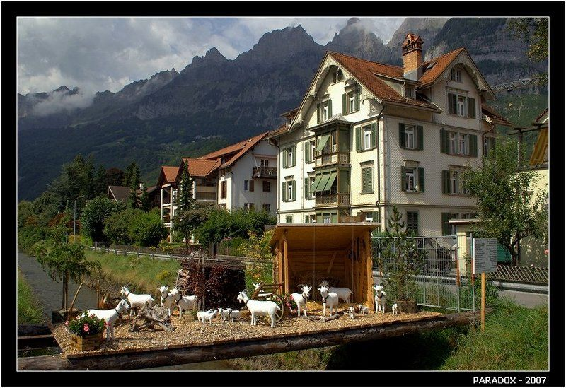 швейцария,валенштадт,walenstadt,сказки,paradox Ожившие сказкиphoto preview