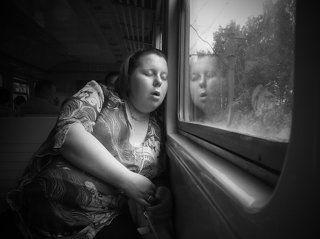 Пассажирка