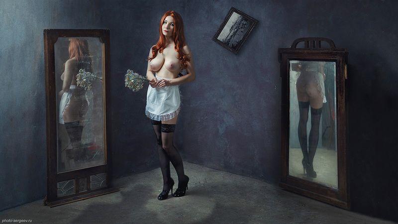гелла, фэнтези,арт,ню-арт,стилизация,девушка,обнажённая Геллаphoto preview