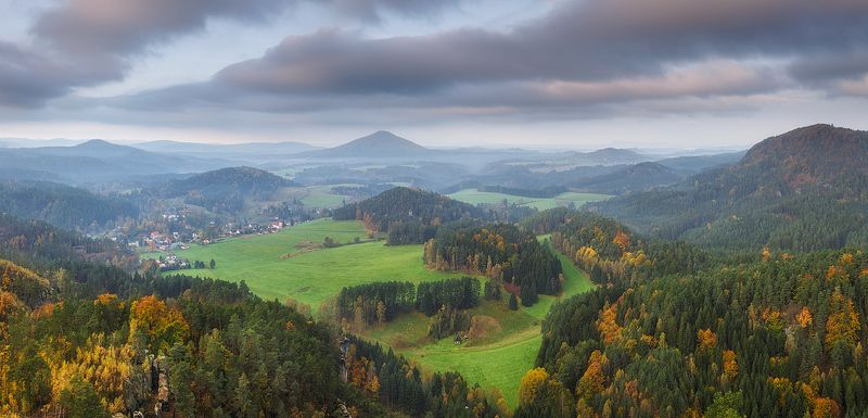 Mist over Růžovský vrchphoto preview