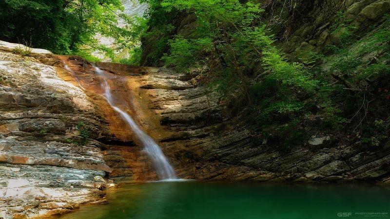 Плесецкие водопады красивы как всегда...photo preview
