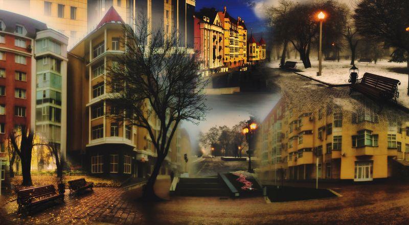 ставрополь, день, ночь, зима, осень ***photo preview
