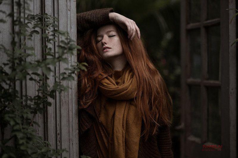 портрет, рыжая, девушка, фотографвмоскве, фотосессия,  фотографмосква, фотосессиямосква,  ***photo preview