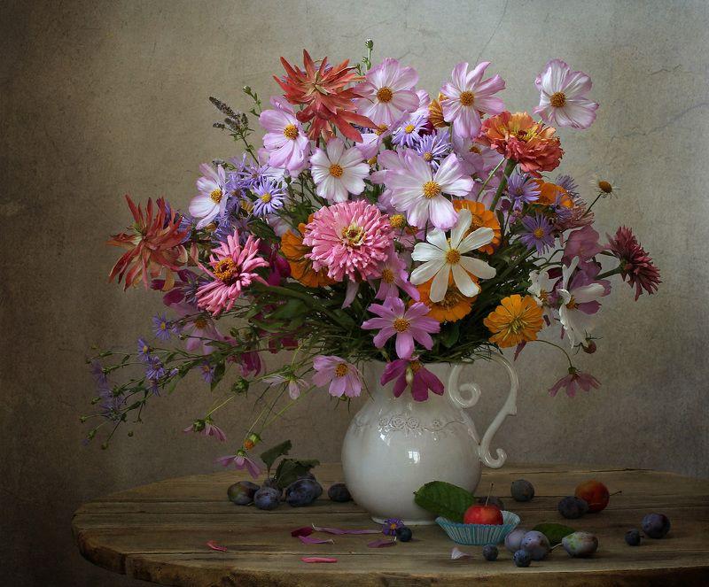 натюрморт, цветы, марина филатова ***photo preview