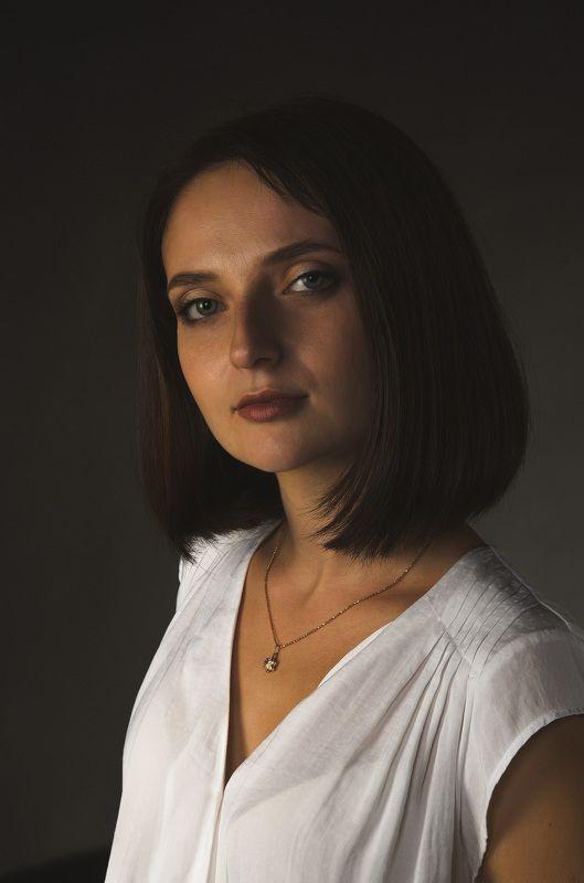 портрет, девушка, рембрандт, свет, студия Ольгаphoto preview