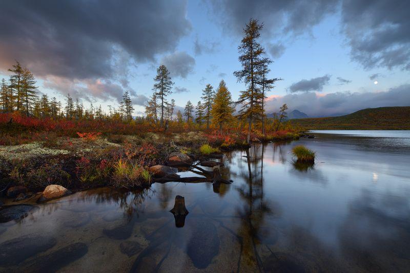 Колымские рассветы... photo preview