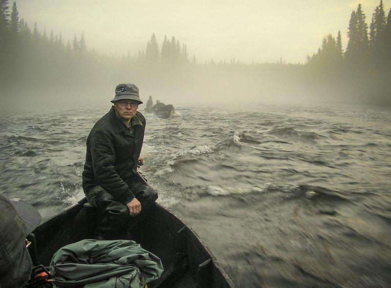 Вверх по бурной воде.photo preview