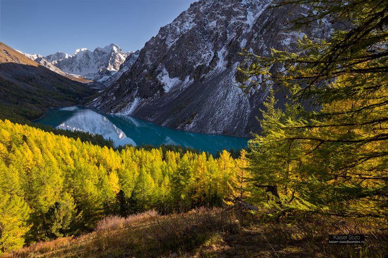 алтай, горный алтай, шавла, долина реки, Бирюзаphoto preview
