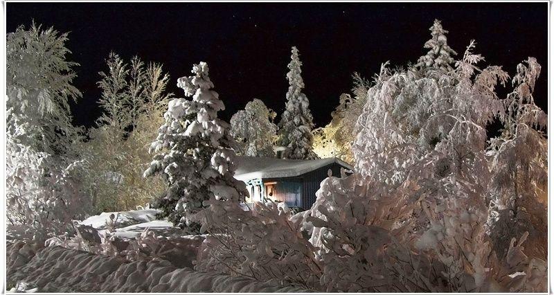швеция Зимняя зимняяphoto preview