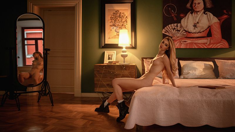 ню, арт, портрет, art, nude Аннаphoto preview