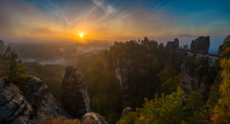 saxony,germany,bastei Basteiphoto preview