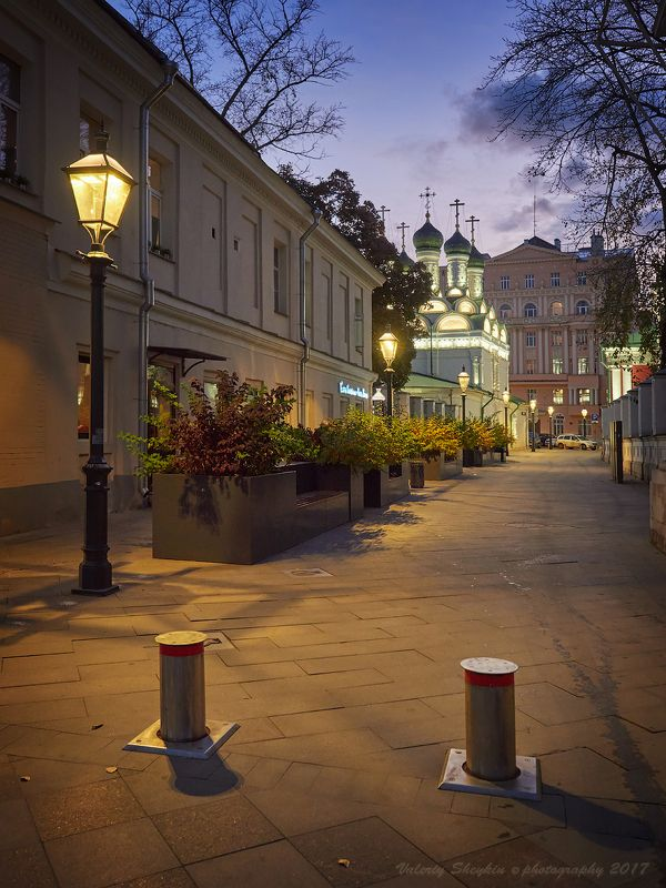 Черниговский переулок.Москва.photo preview