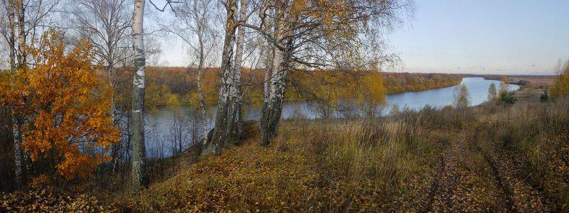 осень клязьма глубоково Уходящая осеньphoto preview