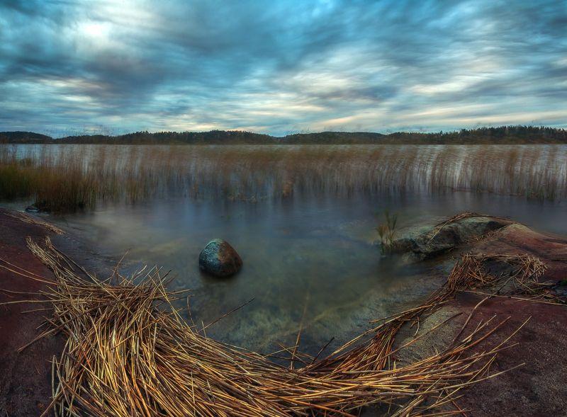 Ладога, Карелия, Ладожское озеро Ладожские сумеркиphoto preview