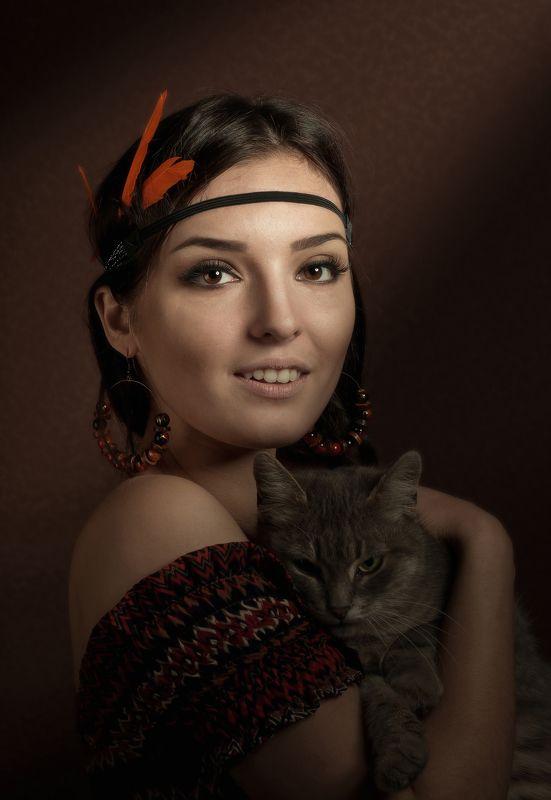 портрет * * *photo preview