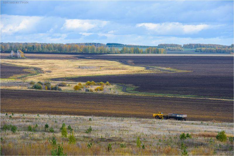 Осень, Кутыгин, Урал, южныйурал, южный, башкирия, малояз Поздняя страдаphoto preview