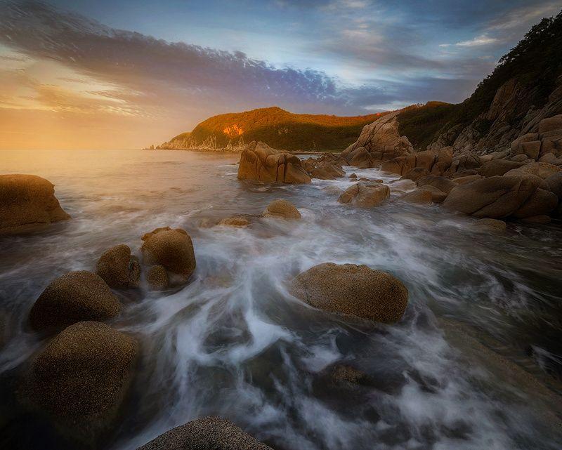 приморский край, солнце, рассвет Приморские мотивыphoto preview
