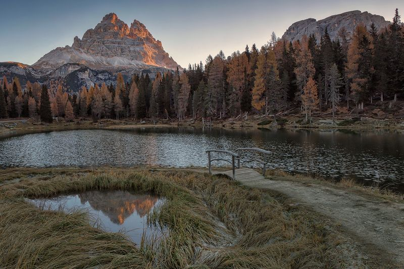 Lago d\' Antornophoto preview