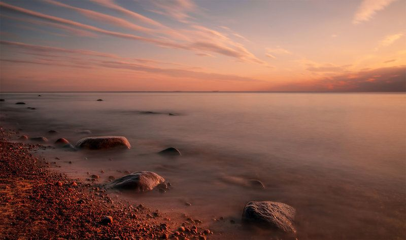 seascape,sunset,stones Sunsetphoto preview