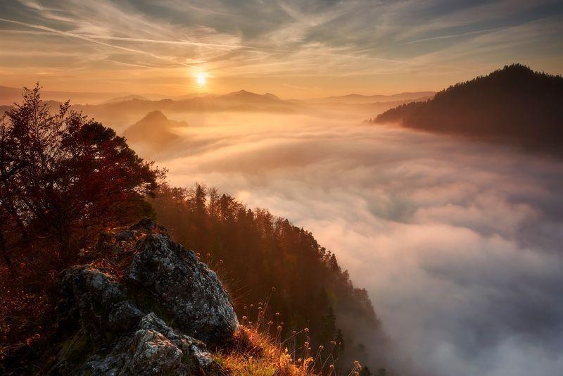 sokolica, morning, sunrise Essence of lightphoto preview