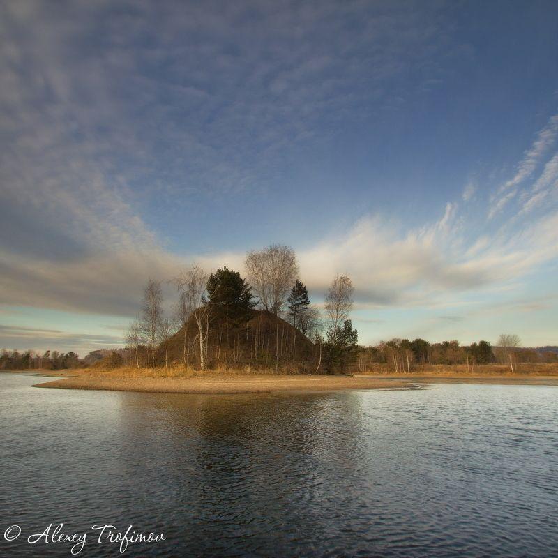 Мой остров. Ноябрьphoto preview