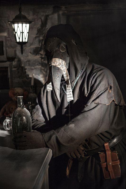 чумной доктор dark Чумной докторphoto preview