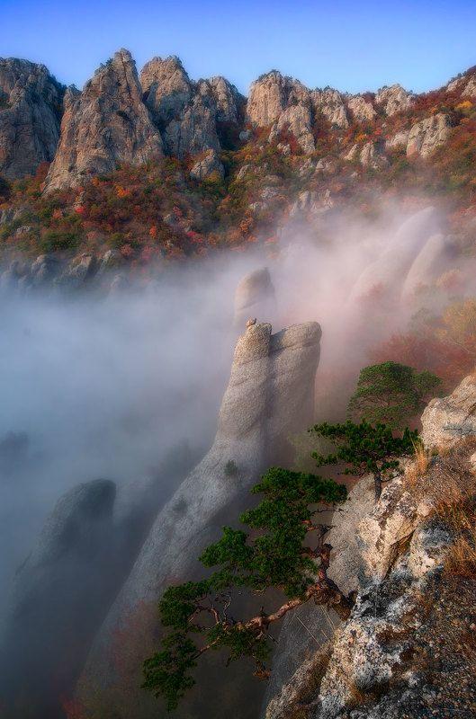 Осенние краски Демерджиphoto preview