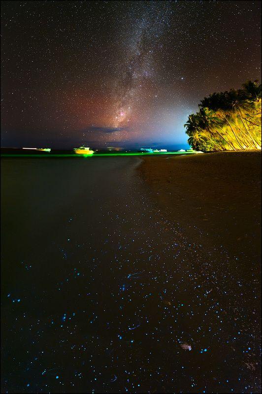 Звезды над нами, звезды под нами...photo preview