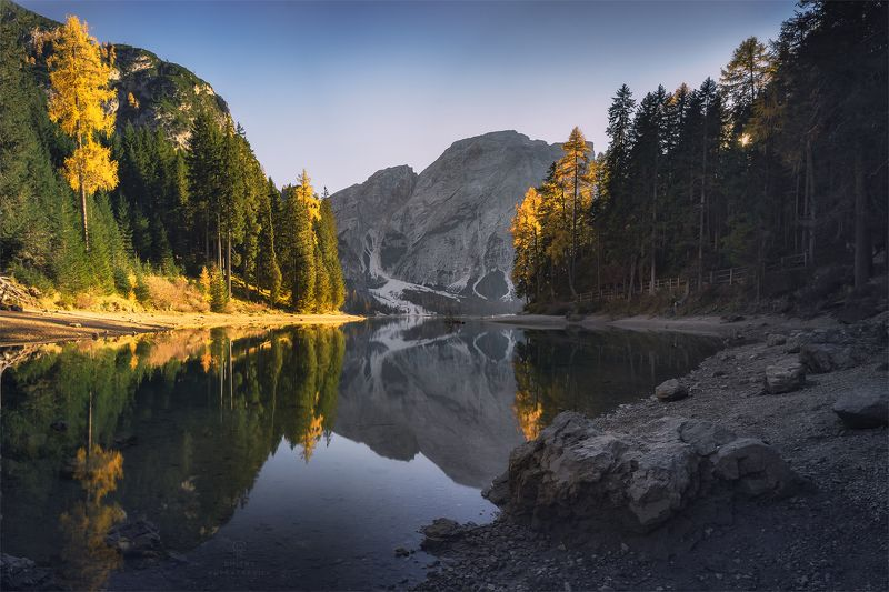 Озеро Брайесphoto preview