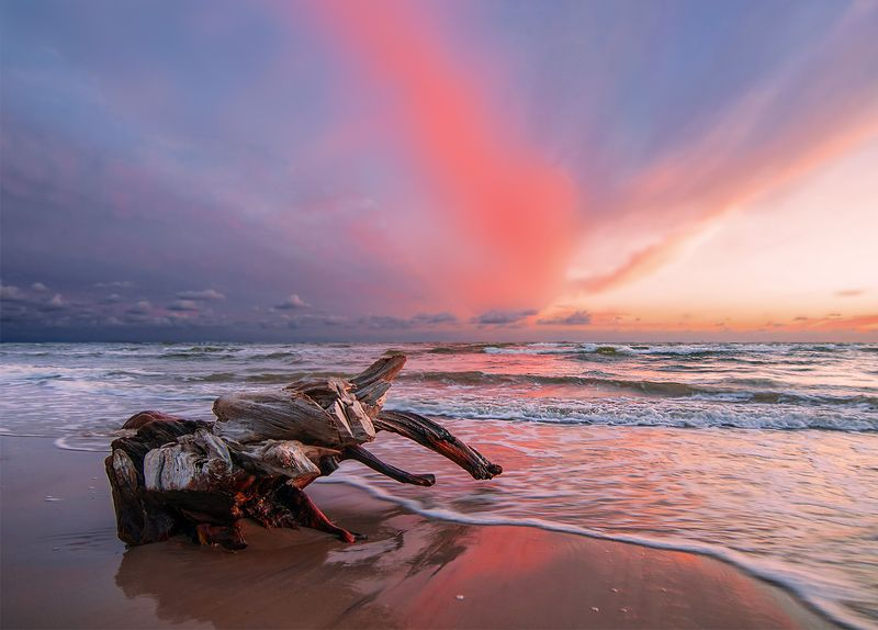 seascape,sunset,sky,clouds Sunset gentlyphoto preview